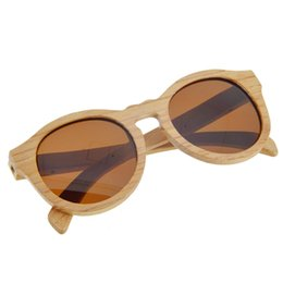 SunglaSSeS man polariSed online shopping - BEDATE G010A Polarised Wooden Sunglasses Wood Frame Sunglasses with UV Blocking Polarized Lens Multicolor