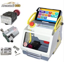 $enCountryForm.capitalKeyWord Australia - Top 3 Clamps automatic key cutting machine SEC-E9 portable smart duplicate car key cutting machine SEC E9 Work Car Truck Motorcycle