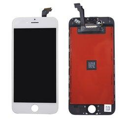 10 PCS / LOT de haute qualité sans pixel mort LCD pour iPhone 6 écran LCD Digitizer remplacement livraison gratuite via DHL en Solde