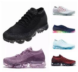 buy online 2d330 7fac9 Nike vapormax air max Nouveau Vapor Mexes Plus récent Chaussures de Course  Tisser Racer Top Qualité Athlétique Sporting Baskets de Marche Vapormax  Femmes Et ...
