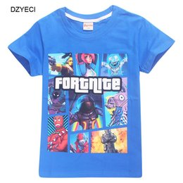 b3fc5bad Teen girls T shirTs online shopping - Summer Fortnite T Shirt For Teen Boy  Girl Tee