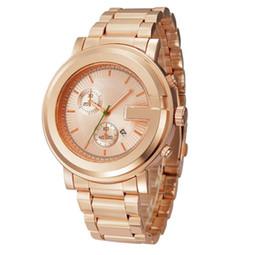 Stainless Steel Unisex Luxury Watches Australia - Super 2019 Gift Design Mens Women Watches Stainless Steel Quartz Wristwatches Stopwatch Luxury Watch relogies for men relojes Best Gift