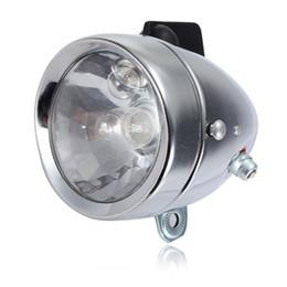 Bike light kits online shopping - 12V W Bicycle Motorized Bike Friction generator Dynamo Headlight Tail Light Kit waterproof front headlights tail lights A70