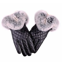 82713172c7dfe New women warm winter touch screen gloves cashmere thicker full finger gloves  ladies high qulity elegant outdoor driving