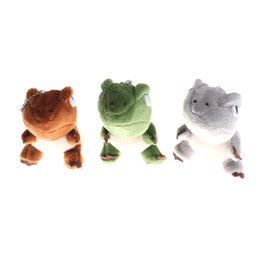 $enCountryForm.capitalKeyWord UK - 1pc Kawaii Dinosaur Plush Toys Bag Backpack Pendant Keychain Stuffed Animals Kids Toys For Children Birthday Gift Doll 10cm