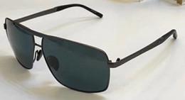 Discount blue mirrored designer sunglasses - 8658 Luxury Sunglasses Fashion Women Men Designer Retro Style GV Oval Frame UV Protection CR-39 Lens Full Frame Free Com