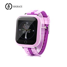 $enCountryForm.capitalKeyWord UK - Smart Watch Kids Wristwatch Q750 Support 2G SIM TF Cards For Android Phone Children GPS LBS AGPS Watch Russia Kid Gift