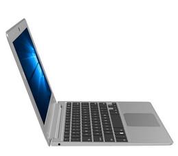 Discount ssd windows laptop - windows 10 activated 11.6 inch mini laptop ultraslim ultrabook 2G 64G russian OS CDEK