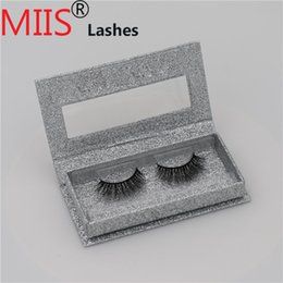 $enCountryForm.capitalKeyWord Canada - Soft new design real mink 3D mink eyelashes natural Looking Private Label 3d Silk False Eyelashes box