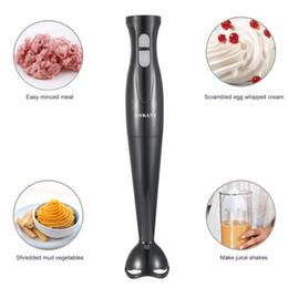 Venda quente SOKANY Multifuncional Elétrica Handheld Blender Picadora de Carne Processador de Alimentos SKY-1168 Casa Babycook 200 W Mão Agitador