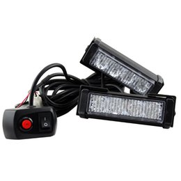 Supply 12leds Car Emergency Hazard Warning Beacon Strobe Light Bar Grill Red+white 36w Lustrous Back To Search Resultsautomobiles & Motorcycles Awnings & Shelters