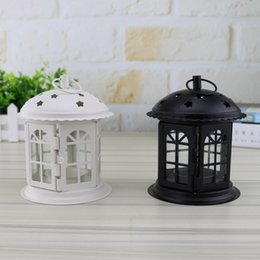 $enCountryForm.capitalKeyWord NZ - Candle Holder Lantern Retro Home Decoration For Party Bars Wedding Birthday Xmas Christams Star Iron Lamp Candlestick WX9-909