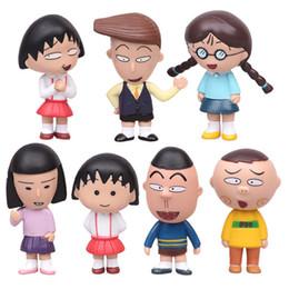 popular kids dolls 2019 - Shake head Cherry balls 7pcs a set Cut Hand doll ornaments #526 Popular Toy Gift for kids Free Shipping Mini toys cheap
