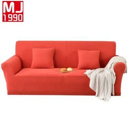 China Slipcover Sofa Cover Tightly All-inclusive Wrap Slip-resistant Elasticity Sofa Cover Washable Home Hotel Sofa Covers cheap korean home style suppliers