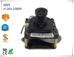 network ip camera wireless 2019 - IP HD Camera Module Board WIFI Wireless AP with IRC 2.8-12mm 1080P 1920*1080 H.264 Support SD Card CMS iCSee Network Aud