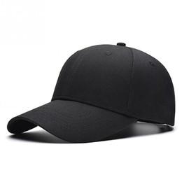 Unisex Women Men Pure Outdoor Baseball Caps Korean Hat adjustable Hip-hop  style Suitable for cycling 2905dc5074ff