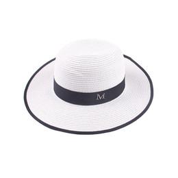 a439af7eb8dc2 Envío gratis Summer M carácter pequeño regalo sombrero mujer verano versión  coreana del sur sombrilla sombrilla sombreros