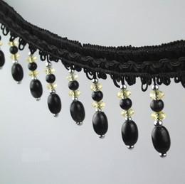 $enCountryForm.capitalKeyWord UK - Type-8 12Meter Rhinestone Jade Bead Pendant Hanging Lace Trim Ribbon For Window curtains wedding Party Decorate Apparel Sewing DIY