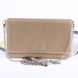 $enCountryForm.capitalKeyWord UK - New dinner bag 100% handmade workmanship high quality aluminum sheet banquet bag Lady's evening bag clutches best price