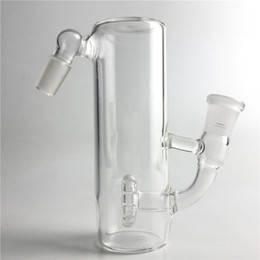 $enCountryForm.capitalKeyWord NZ - mini glass ash catcher with 5 inch 14mm 18mm thick glass water pipes glass bong ashcatcher for oil rig smoking banger