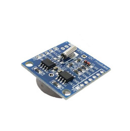arduino modules NZ - 3 PCS lot The Tiny RTC I2C modules 24C32 memory DS1307 clock RTC module for arduino (without battery)