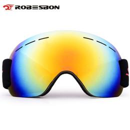 $enCountryForm.capitalKeyWord Australia - ROBESBON Skiing Goggles Winter Snow Sports Snowboard Goggles Anti-Fog UV Protection For Men Women Outdoor Sports Glasses Eyewear