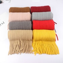 Colour Cotton Scarf Australia - XMW103 Scarf Long Cotton Blend Scarf High Quality in Five Colour Scraf in Sixteen color