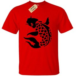 Camo Clothing T Shirts Australia - Carp Mens T-Shirt Fishing FISHERMAN ANGLING CLOTHING KOI CAMO