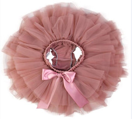 $enCountryForm.capitalKeyWord Australia - Newborn baby girls sweat shorts cute baby Chiffon Ruffle diaper cover soft lace baby bloomers wholesale