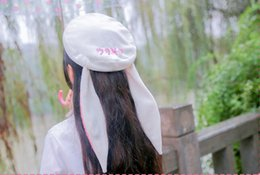 japanese boys fashion 2019 - Korean Version Japanese Soft Sister Rabbit Ears Painter Cap Fashion Casual Style Solid With Spring And Summer Li Bai Hat