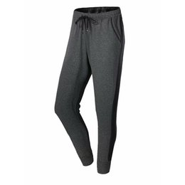 China Women Running Pants Sport Sweatpants Quick Dry Breathable Fitness Jogging Yoga leggings Dark Grey Athletic Training Trousers supplier dark grey yoga pants suppliers