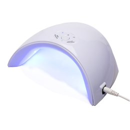 China ENNKE LED UV Lamp 36W 60 120S Timer 12 Pcs Leds Dual Light Source Quick Drying Nail Art Tools USB Electric UV Gel Polish Dryer cheap source art suppliers