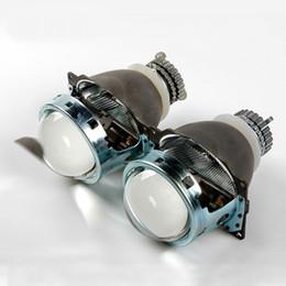 Discount bi xenon projector headlights for cars - Projector Lens 3 Inches Q5 Koito D2H D2S Bi-xenon HID Bi-xenon Projector Lens LHD RHD Quick Install for H4 Car headlight