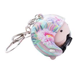$enCountryForm.capitalKeyWord UK - 1* dingding squeeze toy +1* cute helmet Soft Mochi Dingding Squishy Toy Helmet Cute Keychain Squeeze Stress Reliever Prank