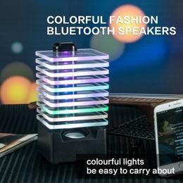 q8 speaker 2019 - Super LED Bluetooth Speaker Q8 With EQ Colorful Light Dance Rhythmic lamp Speaker,Music Wireless Lamp Glass Subwoofer wi