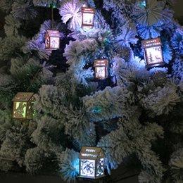 LED Noel Ağacı Ev Tarzı Peri Işık için Led düğün doğum Garland Yeni Yıl noel süslemeleri ev indirimde