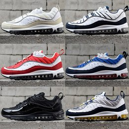 Boots shock online shopping - 2018 Running Shoes Men Sneakers Boots Authentic New Walking Sports Shoes many color mixing Professional Shock absorption Size