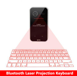Virtual keyboard portable online shopping - New Bluetooth Virtual Laser Projection Keyboard with Mouse Function for Smartphone PC Laptop Portable Wireless Keyboard