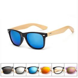 7c876f03a888e Sunglasses Men Women Bamboo Sunglasses Male Female Travel Goggles Sun  Glasses Vintage Wooden Leg Eyeglasses