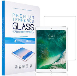 $enCountryForm.capitalKeyWord Australia - For iPad Air 9.7 10.5 Tempered Glass Screen Protector Guard Shield For iPad Pro 10.5 2018 mini 3 4