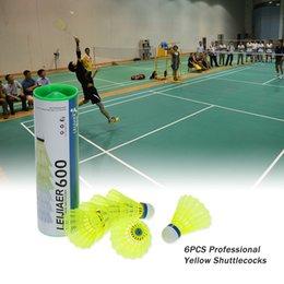 Badminton Bälle 3pcs Game Sport Training White Duck Feather Shuttlecocks Badminton Ball LY