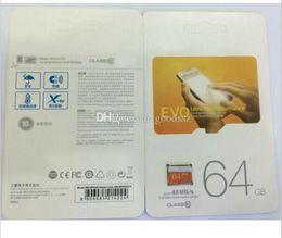 Sd Sdxc Sdhc online shopping - EVO GB Micro SD Card Class UHS SDXC SDHC Transflash TF Memory Card GB Single Card