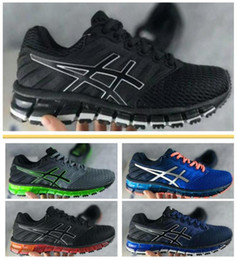 Gel Sporting Shoes NZ - 180 Arrivals GEL-QUANTUM 180 Buffer Running Shoes Wholesale Original Men Women Top Quality Sport Sneaker Shoes