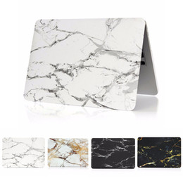 Discount macbook marble - Marble Grain Matte Hard Cover Case for New Macbook Pro 13 A1706 With Touch Bar For Macbook Pro 13 A1708 No Touch Bar Lap