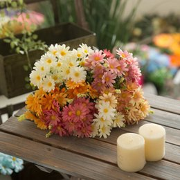 Fake flowers daisies online shopping fake flowers daisies for sale wedding decorations artificial flowers silk flower simulation bouquets living room decoration flower daisy fake flowers factory direct mightylinksfo