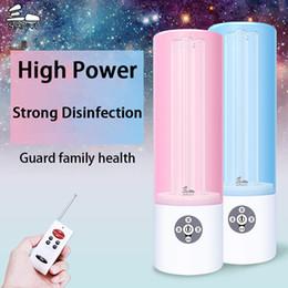 SANYI High Power UV Lámpara de desinfección 55W Hogar UV Lámpara germicida 110V 220V T6 Ozono UV Luz UV en venta