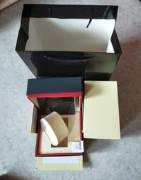 China Luxury Black Watch Box Swiss Watch Box with Papers and Handbag Watches Box for Hub Big Bang supplier luxury square watch swiss suppliers