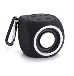 Phone Shower Australia - Mini Waterproof Bluetooth Speaker Handsfree call Wireless Shower outdoor speaker for phone smartphone