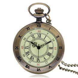 Discount vintage quartz watch faces 2018 vintage quartz watch 2018 vintage quartz watch faces vintage cool open face bronze roman numbers quartz pocket watch retro aloadofball Choice Image