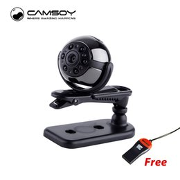 online shopping Mini Video SQ9 Camera with Night Vision Fixed Focus Full HD P AVI DVR DV Video Format to Connect TV Out Directly